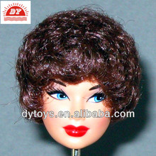 ICTI manufacturer doll accessories vinyl baby doll parts