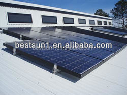 5000W commercial CE TUV proved with high quality and top sales solar energy panels cost