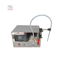 high precision liquid computer cleaner/propolis liquid/liquid coffee creamer filler filling machine for sale