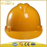 abs construction safety helmet with visor for sale