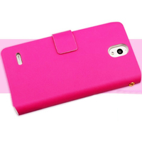 Popular Cellular Flip Cover Leather Phone Cases for Huawei G700 wholesale