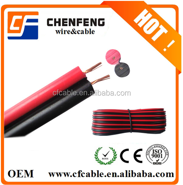 Good Quality Red and Black Speaker cable