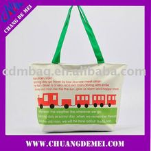 2011 Cute Canvas bag