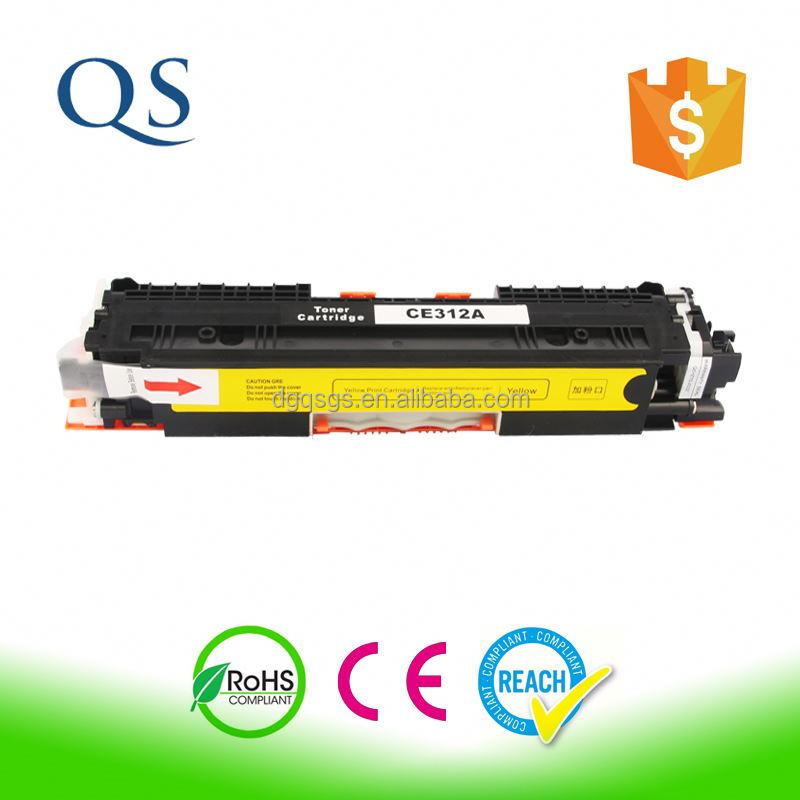 CE310A CAN CRG-129 329 729 for hp compatible toner cartridge for HP Color LaserJet CP1025 / CP1025NW