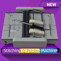 saddle stitch book binding machine