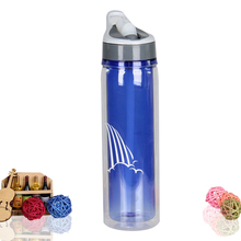 china supplier bulk items cycling Tritan plastic 700ml bpa free fruit infuser water bottle