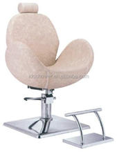 Pink salon styling barber chairs in salon furniture / pink salon furniture