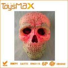 Halloween toy Props Colorful Big skeleton head