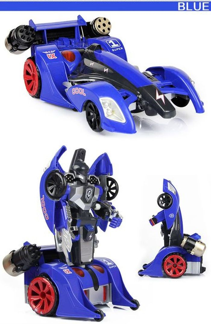 4429065D-RC Deformation Car Robot with Lights and Sounds ( 220V 50GHz Charger )-2.jpg