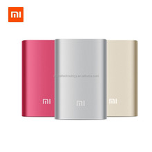 Original Xiaomi mi power bank 10000mah with Aluminium Alloy As small as name card