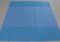 disposable single use custom reinforced operating table covers