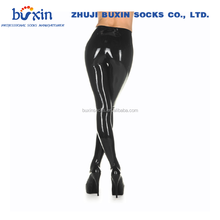 BX-121112-C latex mature tights latex tights for women latex womens tights