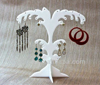 newly design rayal style acrylic body jewelry display stand