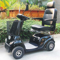 Star electric motor mobility scooter for sale DL24500-2 With CE (China)