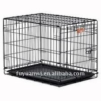 galvanized steel dog cages