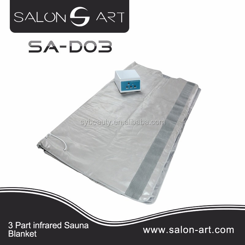 SA-D03 Spa products sauna heat press blanket for slimming infrared machine