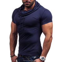 shirt slim fit man muscle t shirt strong man t shirt