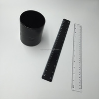 Hot Selling Transparent 30cm Plastic Stright