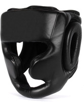 Leather Boxing Head Guard/Karate Head Guard
