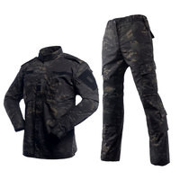 Black Multicam Rip Stop Wholesale ACU Military Uniform In Stock with Factory Price