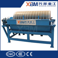 XBM Henan Zhengzhou HOT Sale Wet & Dry Magnetic Separator Price for Pyrite/ Chrome ore Buyers in South Africa