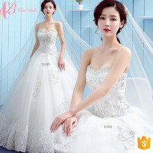 Suzhou Satin Wedding Dresses For Sale Crystal Beaded Off Shoulder