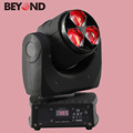 Led party light 3pcs 15w 4in1rgbw zoom moving head led light multi color