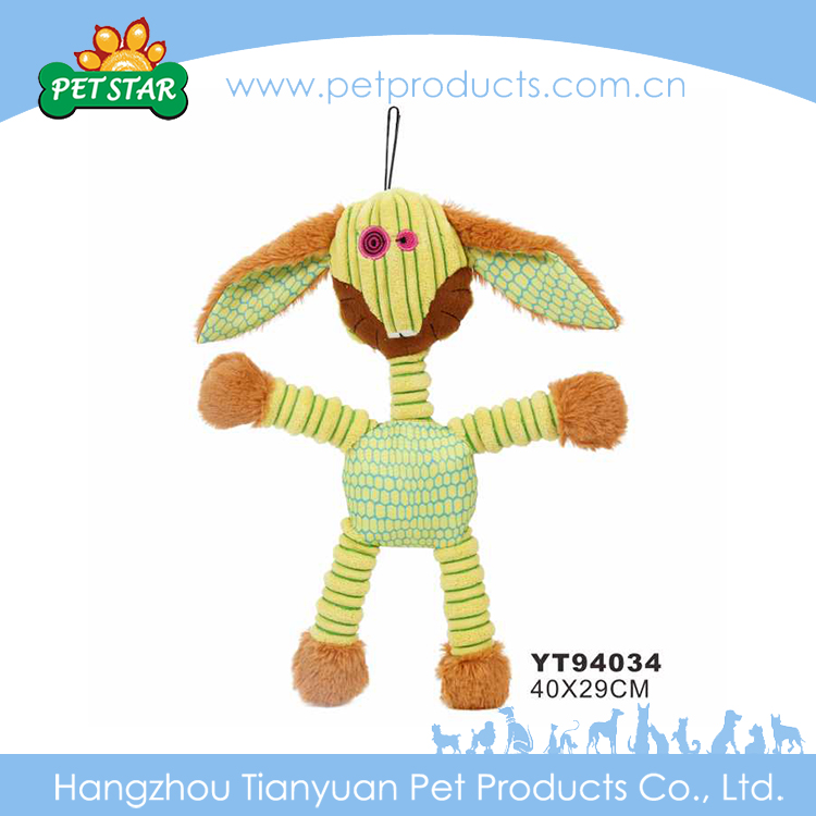 Customized Private Label Lucky Dog Toy