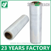 Chinese manfacturer cheap film Shenzhen factory stretch film for packing