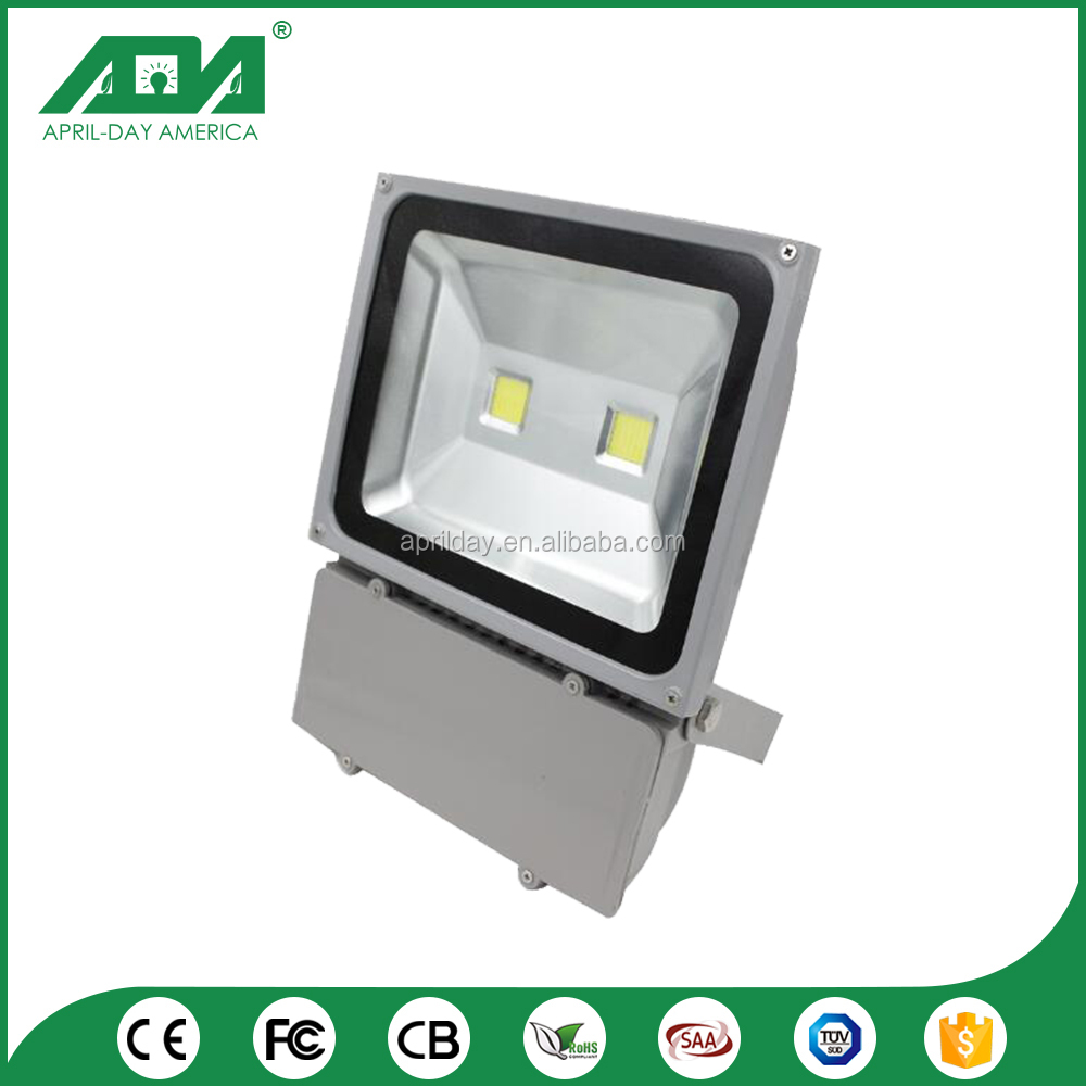 High quality >9000Lm led floodlight 100 w led flood light