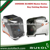 Best Price Conder mini XC-007 Model used key cutting machines for sale, buy minXC007 master series key cutting machine Car tools