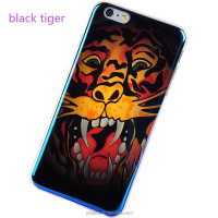 Custom Print Silicone Case for Iphone 6 6+, Silicone IMD Phone Case for Iphone 6