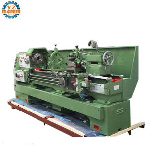 CA6161 Series Metal High Precision gap bed lathe with good rigidity and stability