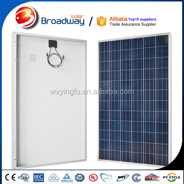 Solar cell paint 250w 260watt polycrystalline silicon solar cell price for solar panel 10kw