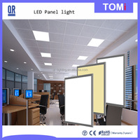 high quality led panel light abs gs certificate 5 years warranty 72w ultra thin
