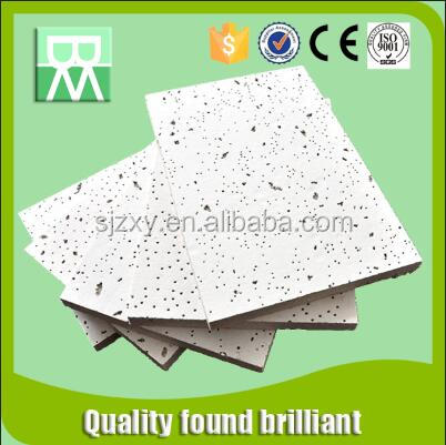 Low Density Mineral Fiber Board