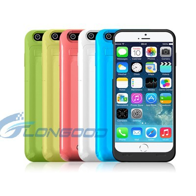 3500mAh Power Backup Battery Charger Case for iphone 6 4.7""