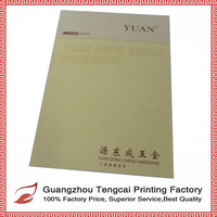 High quality hot sell custom printing softcover book with glossy varnish