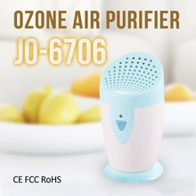 New Arrival Air Car Fresher With Ozone And Anions JO-6706 (Can Be Used To Fridge)