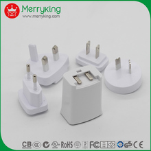 wall-mounted 3v 4v 5v 1a 2a 3a ac dc charger factory direct sales