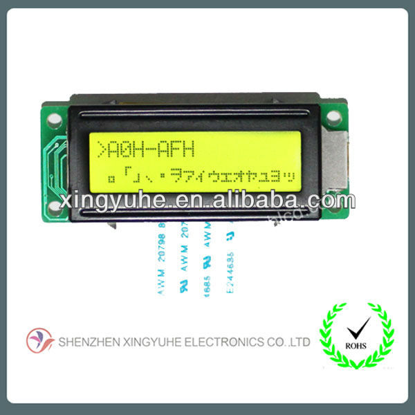 1602 lcd custom made 16 pin lcd display