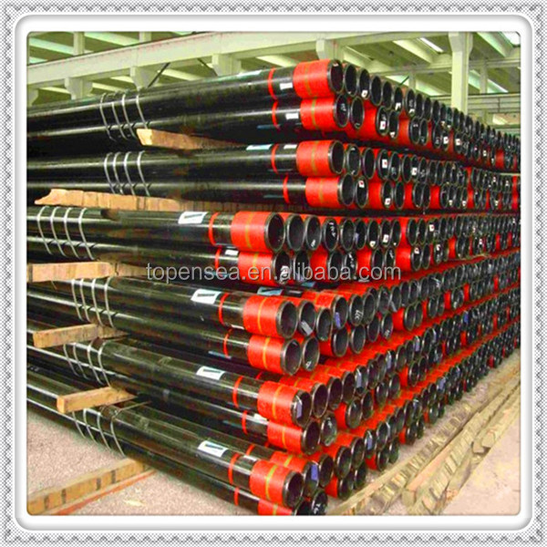 First grade l80 steel pipe material properties / galvanized steel pipe properties / l80 casing properties