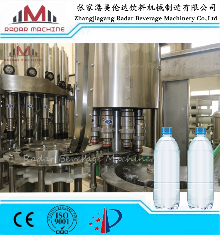 Mineral Water Bottle Making Machine Bottle Filling and Capping Machine