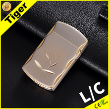 Metal Lighter Tiger TW712J-02 Cricket Wholesale Piezo Parts China Lighter