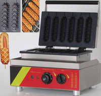 Hot Sale Commercial Use Electric Muffin Hot dog machine