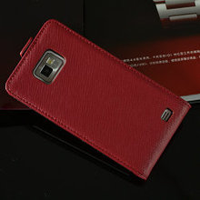personalized leather cellphone cover for galaxy s2