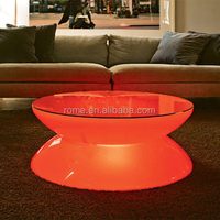 plastic led Modern Lighting Coffee Hotel Decoration