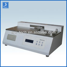 Paper Film Coefficient Of Friction Tester