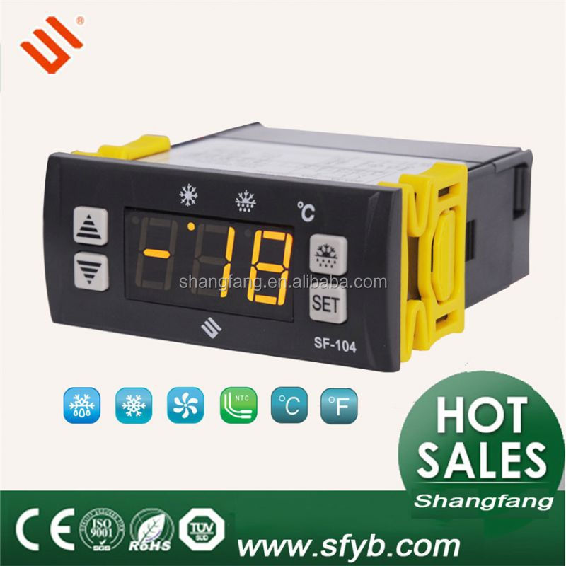 China Refrigeration Spare Part Electronics Temperature Controller SF-104B