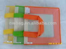 Recycle Bag With cotton nonwoven polyester
